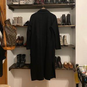 100% Wool Babaton gornick coat